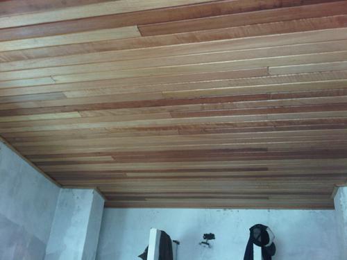 Galeria los techos rojos c a for Pisos para techos de madera